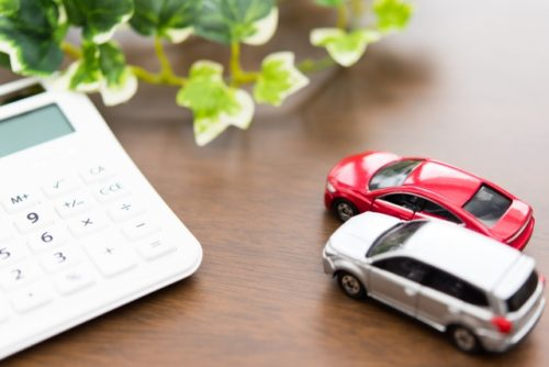 予算と中古車